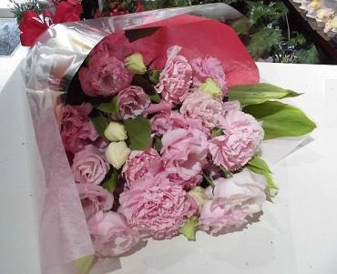 前橋市の花屋、はな…